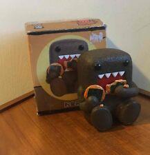 "DOMO KUN Piggy Bank Japan NHK-TYO TV Character Mascot Bank 5"" w/Box EUC"