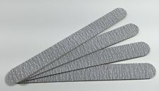 ZEBRA 80/100 Grit Nail Files for Acrylic Nails CHRISTMAS STOCKING FILLER x10
