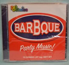 NEW CD Barbque PARTY MUSIC 10 songs Hit Crew Margaritaville Beach Baby Heat Wave