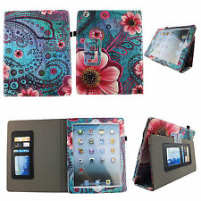 FOLIO CASE FOR IPAD 2 IPAD 3  IPAD 4TH GENERATION SLIM FIT LEATHER COVER TABLET