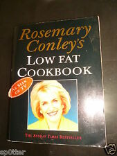 ROSEMARY CONLEY EXCERCISE DVD VIDEO  PLUS LOW FAT RECIPE COOK BOOK