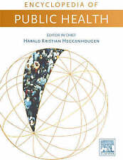 Internazionale Encyclopedia of Public Health by Christopher J. L. MURRAY (hardbac