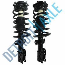 Pair (2) NEW Quick Assembly Front Ready Strut w/ Spring & Mount for COBALT HHR