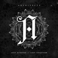 Lost Forever, Lost Together by Architects (UK Metal) (CD, Mar-2014, Epitaph...