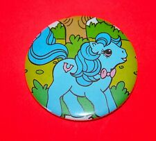 Large Vintage Style My Little Pony 58mm button pin badge