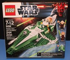 LEGO® STAR WARS™ Set 9498 SAESEE TIIN'S Jedi Starfighter™ SEALED w/ Even Piell