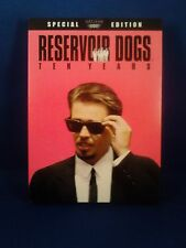 Reservoir Dogs (DVD, 2002, 2-Disc Set, Mr. Pink 10th Anniversary Limited...