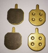 HAYES MX2 MX3 MX4 Sintered Brake pads - 2 Pairs