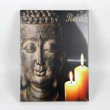 Buddha Painting Wall Art LED  Home Decoration