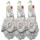 6 PAIRS BRAND NEW GIRLS KIDS CHILDREN FRILL BABY ANKLE SCHOOL FRILLY LACE SOCKS