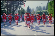 493000 Halberdiers On Swiss National Day At Villars sur Ollon A4 Photo Print