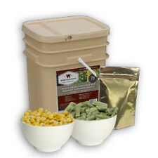 120 Serving Vegetable & Sauce - Wise Emergency Food Storage - Freeze Dried MRE