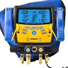 Fieldpiece SMAN460 - Wireless Digital 4-Port Refrigerant Manifold/Micron Gauge