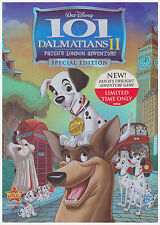DISNEYS 101 DALMATIANS II (DVD, 2008, Special Edition) WITH SLEEVE
