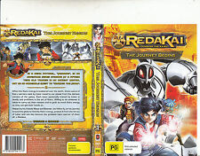 Redakai Conquer The Kairu-The Journey Begins-2010-[9 Episodes]-Animated RCTK-DVD