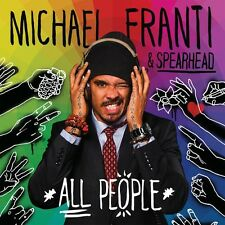 Michael Franti, Michael Franti & Spearhead - All People [New CD]