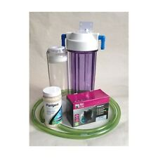 Purigen reactor aquarium filtration control ammonia and nitrates