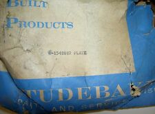 Packard Studebaker transmission Plates part 1548882