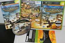 Full Spectrum Warrior: Ten Hammers (dt.) (Microsoft Xbox, 2006, DVD-Box)