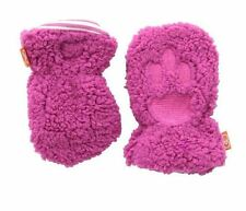 Magnificent Baby Raspberry Bear Mittens 6-12Months NWT R$14.99