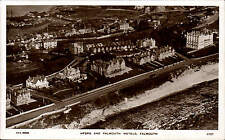 Falmouth. Hydro & Falmouth Hotels Aerial View # 5707 by SFS.