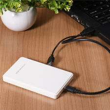 USB 2.0 HDD Enclosure 2.5 Inch External SATA Hard Disk Drive SSD Storage Case