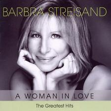 Barbra streisand-a woman in love-the Greatest HITS * CD * NOUVEAU *