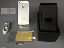Apple iPhone 5s - 16 GB-Plateado (desbloqueado) grado A-Excelente Estado