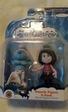 The SMURFS 2-Pack Grouchy and Very