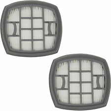 2 Pack of HEPA Filters for Morphy Richards 70485 732000 Supervac Handheld Vacuum