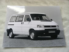 V0008) VW T4 California Coach - Presse Foto Werkfoto press photo 08.1994