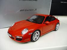 Porsche 911 Carrera S 997 Dealer Edition NOREV 1:18 SHIPPING FREE