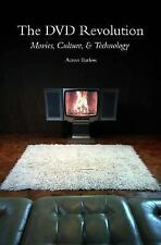 The DVD Revolution: Movies, Culture, and Technology-ExLibrary