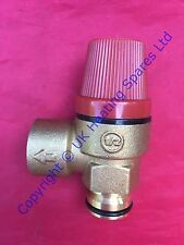 Sime Format Boiler 80 100 HE25 & HE30 Pressure Relief Safety Valve 6040201