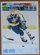 Michael Smith - 1993-94 Classic Draft Picks - Lake Superior State Lakers