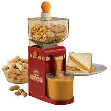 Retro Household Electric Peanut Butter Maker Grinder mill Paste Machine