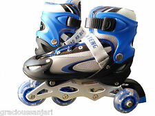 Frame Disco Roller Skates Shoes for Outdoor Roller Wheel Skate Adujstable