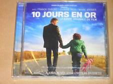 CD / 10 JOURS EN OR / FRANCK DUBOSC / MUSIQUE DU FILM / NEUF SOUS CELLO