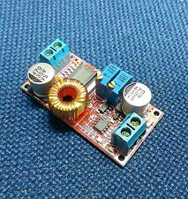 DCDC Step Down BUCK Converter with CC-CV Adjust Const current volt max. 5A