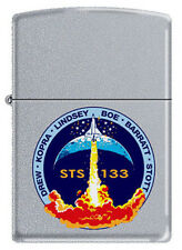 STS-133 Space Shuttle Mission 133 Zippo MIB NASA
