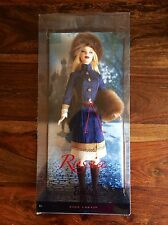 NEW! RARE! Barbie Pink Label -  Dolls of the World - RUSSIA