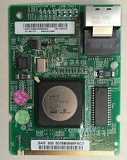 IBM ServeRAID BR10iL SAS/SATA RAID Adapter Controller SAS 500 - 43V7415, 44X0411