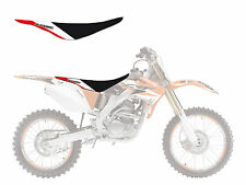 BLACKBIRD HONDA CRF 250 2004-2009 COPERTINA SELLA GRAFICA DREAM 3 GRAPHICS BLACK