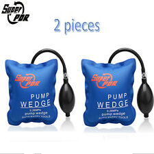 2X Super PDR Air Wedge Pump Up Air Tools Automotiv Entry Fitting Window Door Car