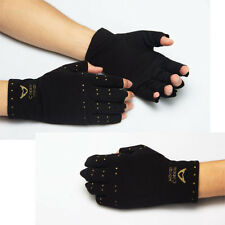 Therapeutic Compression Finger Knuckles Supports Arthritis Care Gloves One Size