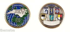 ARMY FORT BRAGG AIRBORNE SPECIAL FORCES STAND IN THE DOOR CHALLENGE COIN