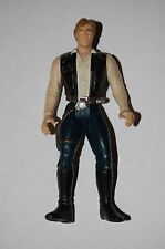 Han Solo Tatooine from Jabba 2-Pack Loose-Star Wars Power of the Force