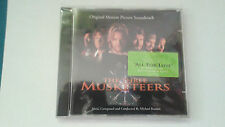 "ORIGINAL SOUNDTRACK ""THE THREE MUSKETEERS"" CD 10 TRACKS MICHAEL KAMEN BSO OST"