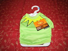 Disney Pet Halloween Dog Costume Muppets Kermit the Frog Small Shirt NWT New