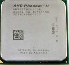 AMD Quad Core CPU Phenom II X4-960T 3.0GHZ Socket AM3 HD96ZTWFK4DGR